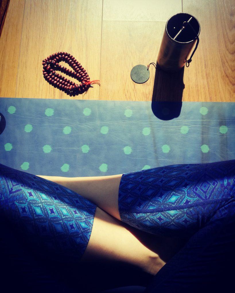 jiřina dobrovolná joga jóga individuální privátní online lekce
