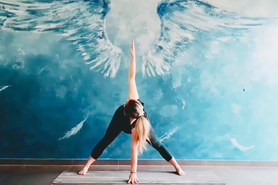 jiřina dobrovolná jóga online