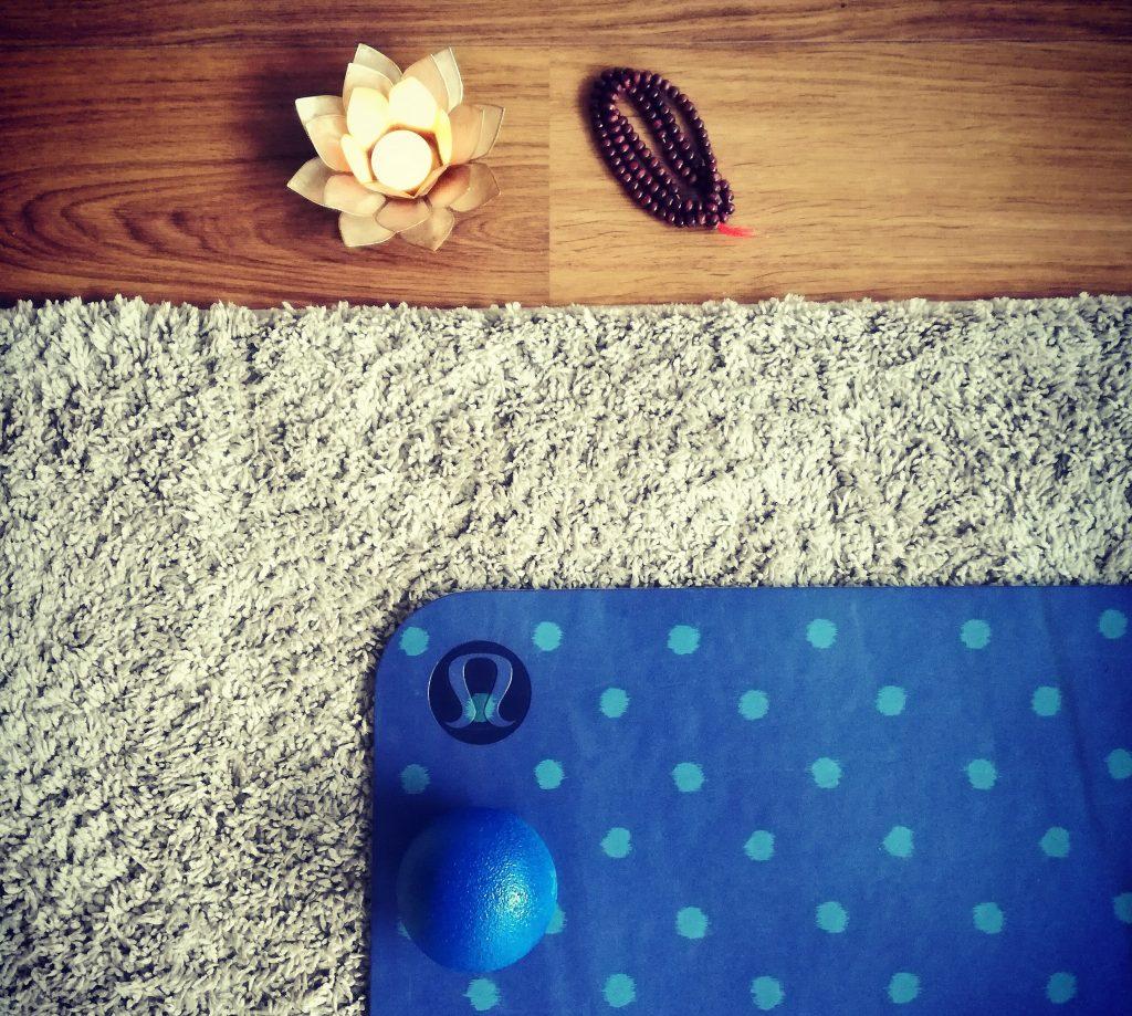 jóga joga yoga online lekce jiřina dobrovolná